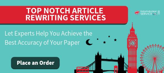 article rewrite services uk
