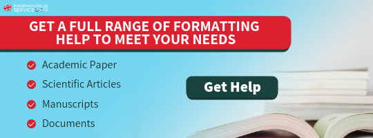 find professional document formatting services