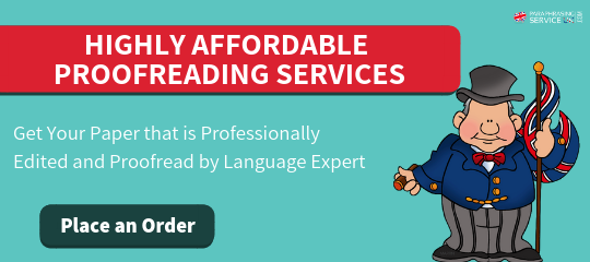 proofreading services uk you can trust